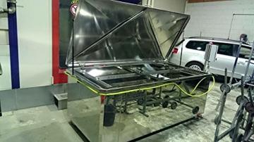 Wassertransferdruck Beschichtungsanlage - 80x100cm